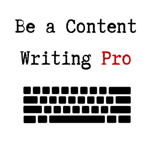 Be a Content Writing Pro